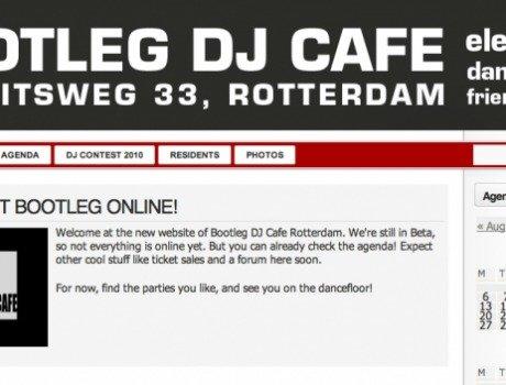 Bootleg DJ Cafe