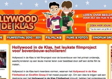 Hollywood in de Klas – Video Database