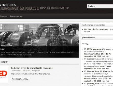 Industrielink – Evenementen Organisatie