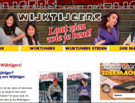 Wijktijgers – CMS
