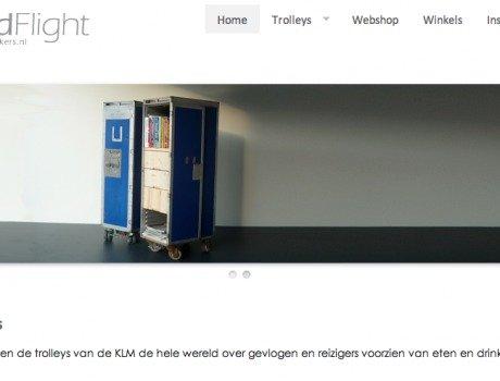 SecondFlight – Webshop