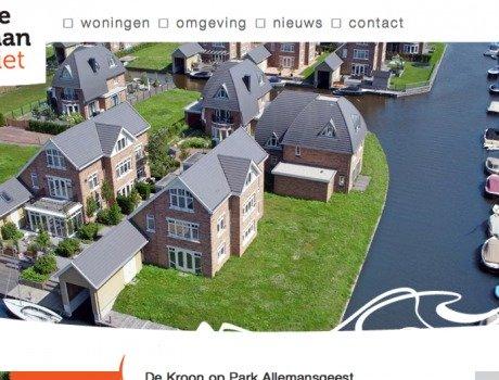 Park Allemansgeest – Vastgoed presentatie
